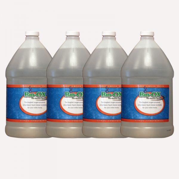 Bio-OX Citrus Concentrate - 4 x 1 gal case