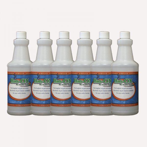 Bio-OX Citrus Concentrate - 6 x 1 qt case